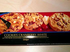 Lidl Fairglobe Cranberry & White Chocolate Cookies | Hochgeladen von: Richmand