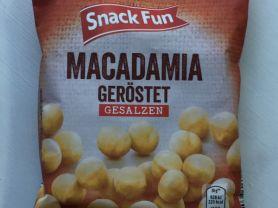 Macadamia Fun Snack   Hochgeladen von: Bluejay