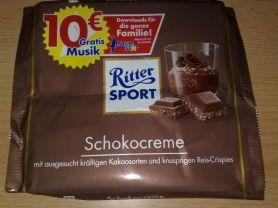 Ritter Sport, Schokocreme | Hochgeladen von: allabout