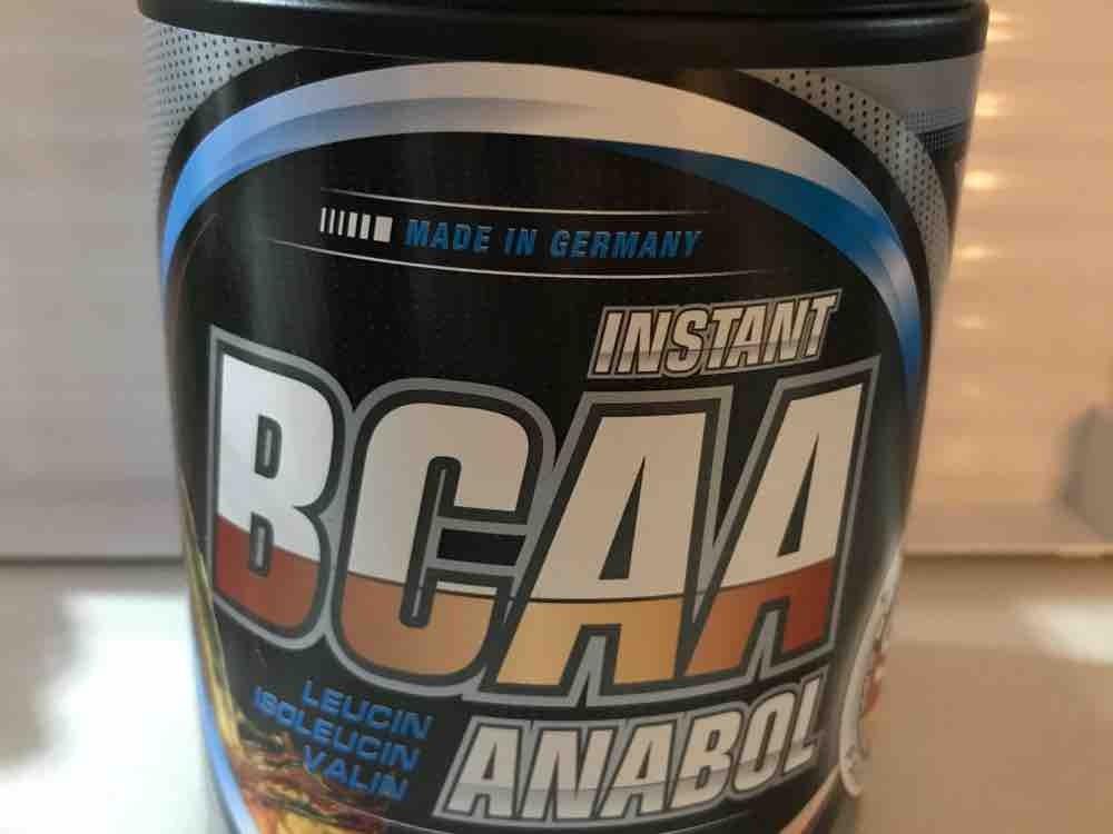 Instant BCAA ANABOL Cola, 2:1:1 von MrMonk   Hochgeladen von: MrMonk