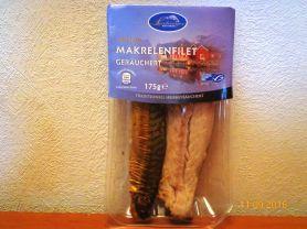 Makrelenfilet geräuchert, Natur   Hochgeladen von: cucuyo111