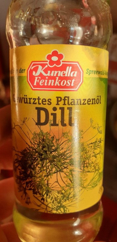 gewürztes Pflanzenöl, Kunella, Dill von Anastasia 1988 | Hochgeladen von: Anastasia 1988