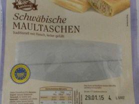 Schwäbische Maultaschen - Traditionell mit Fleisch, lecker g | Hochgeladen von: heikefindeisen284