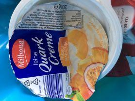 Quark Creme, Pfirsich-Maracuja   Hochgeladen von: marcusvoelcke