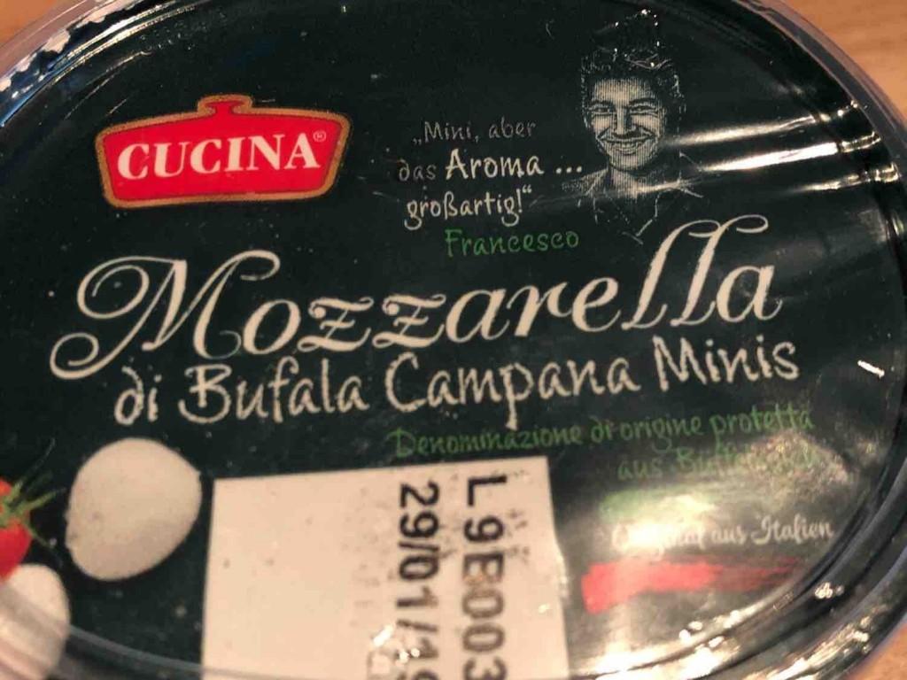 Mozzarella, di Bufala Campana Minis von taxilina | Hochgeladen von: taxilina