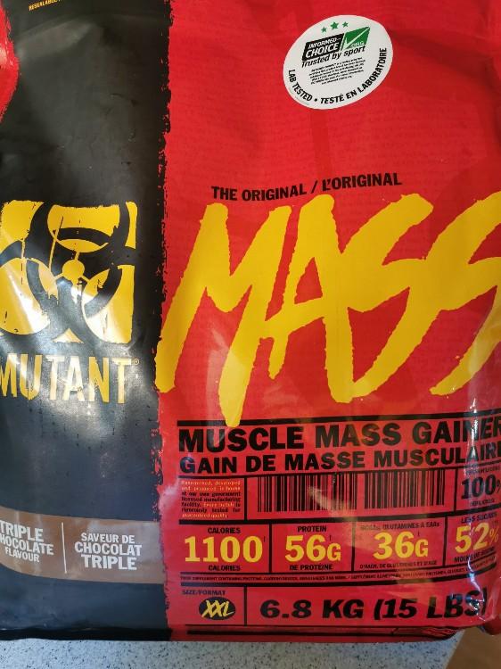 Mutant Mass triple chocolate von rafi94 | Hochgeladen von: rafi94