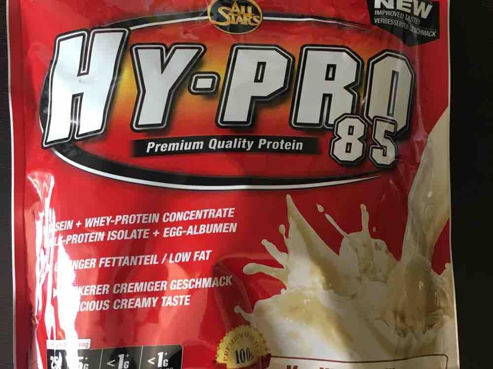 HyPro85, Vanille von pietrocau | Hochgeladen von: pietrocau