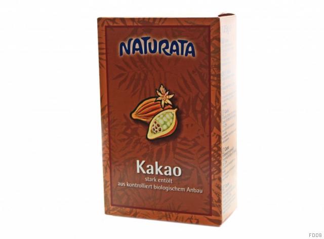 Naturata Kakao, stark entölt | Hochgeladen von: JuliFisch
