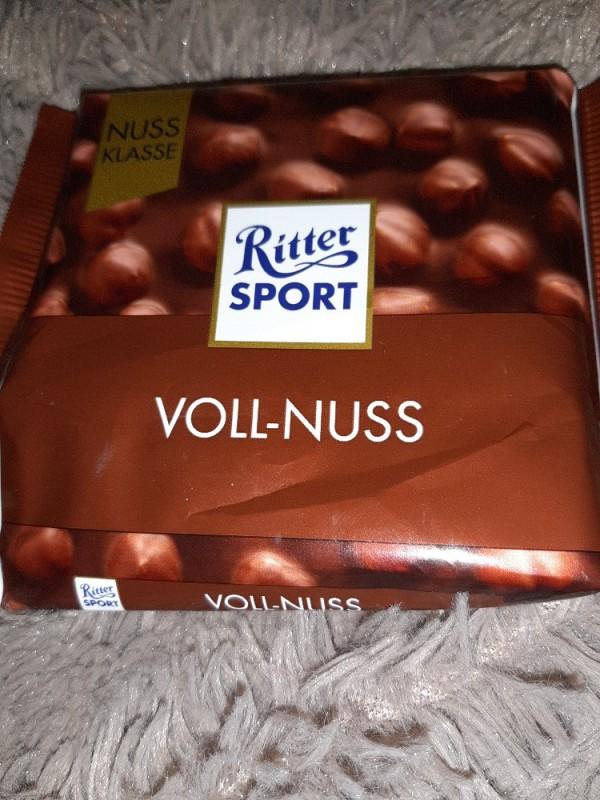 Ritter Sport Voll Nuss von doro58 | Hochgeladen von: doro58