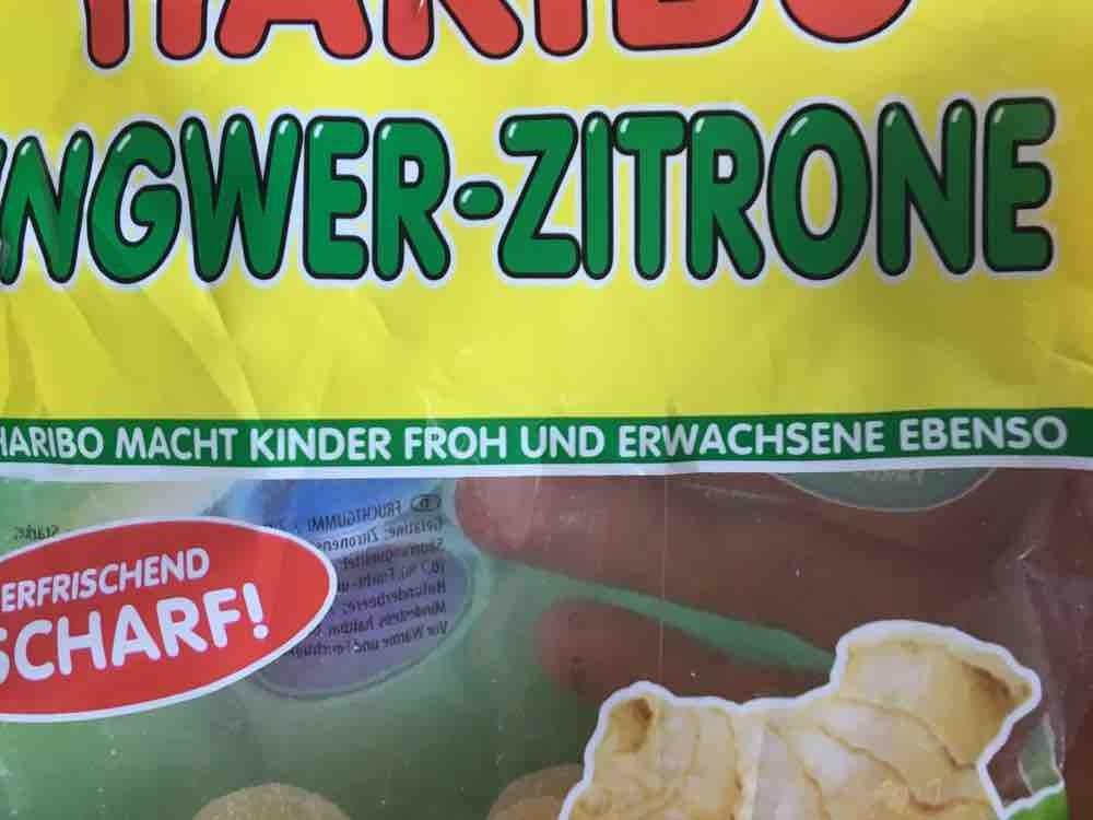 Ingwer-Zitrone von anditi3r | Hochgeladen von: anditi3r