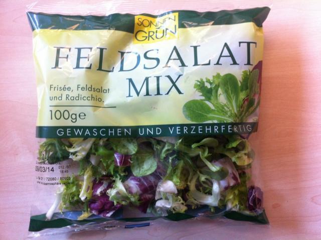 Feldsalat Mix | Hochgeladen von: Matthieau