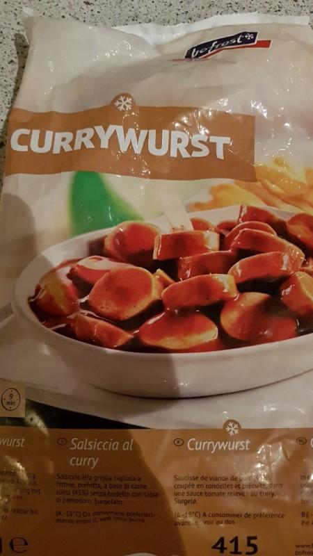Currywurst von Flatmausi   Hochgeladen von: Flatmausi