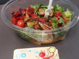 premium salat + couscous mit grillgemüse (penny to go), cous | Hochgeladen von: TimmTimm