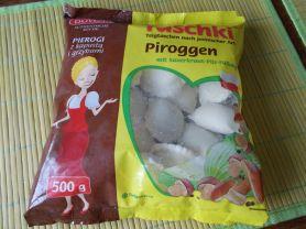 Taschki Piroggen, Sauerkraut-Pilz-Füllung   Hochgeladen von: evamedia241