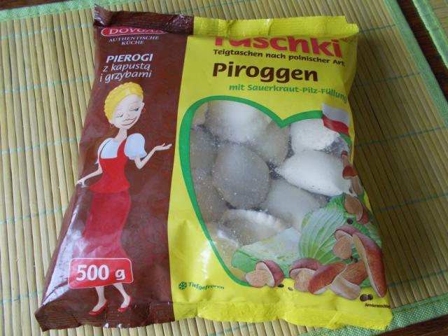 Taschki Piroggen, Sauerkraut-Pilz-Füllung | Hochgeladen von: evamedia241