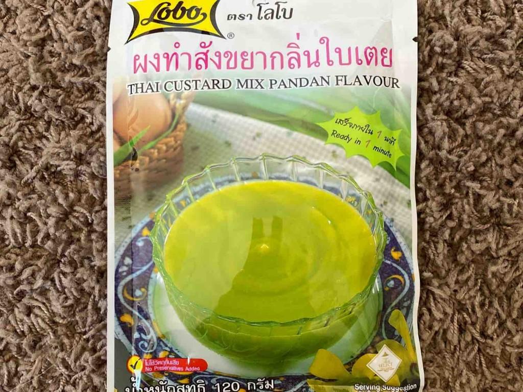 Thai Custard Mix Pandan Flavour von vnssfschr   Hochgeladen von: vnssfschr