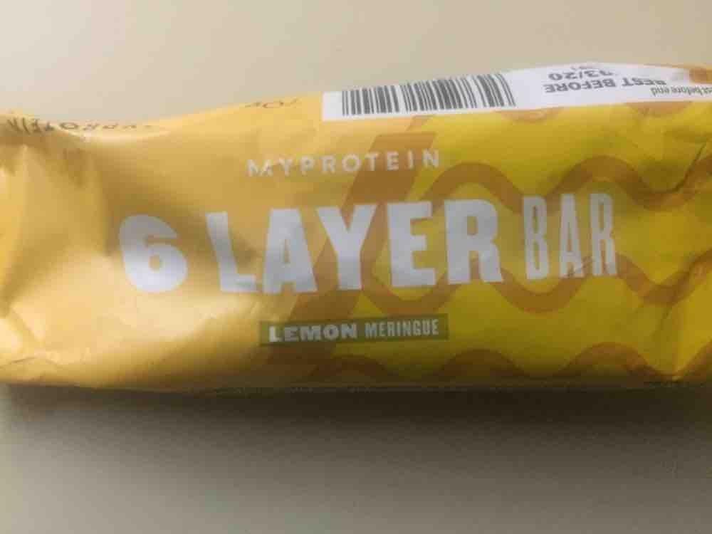 6 LayerBar, Lemon Meringue von Tikay75   Hochgeladen von: Tikay75