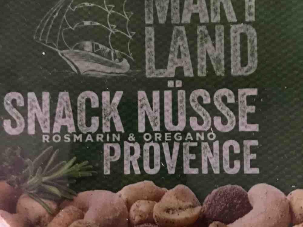 Snack Nüsse Provence ( Mary Land) von Marvero   Hochgeladen von: Marvero