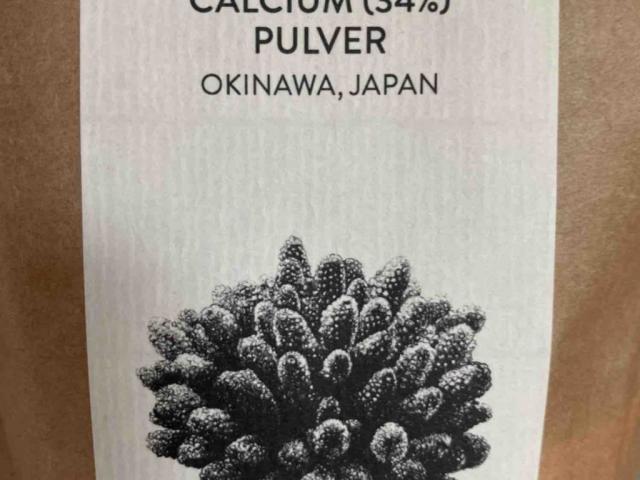 Sango Koralle, Calcium 34% Pulver von svenstratmann | Hochgeladen von: svenstratmann
