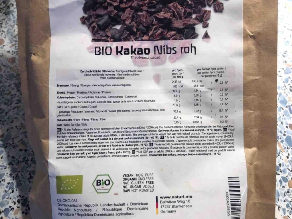 Bio Kakao Nibs roh von wernerhenke   Hochgeladen von: wernerhenke