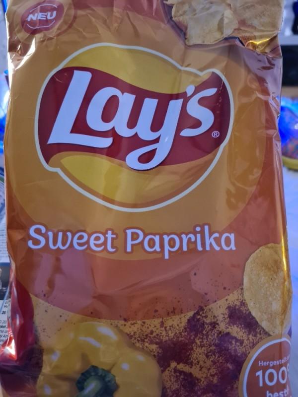 Chips Sweet Paprika, Lay