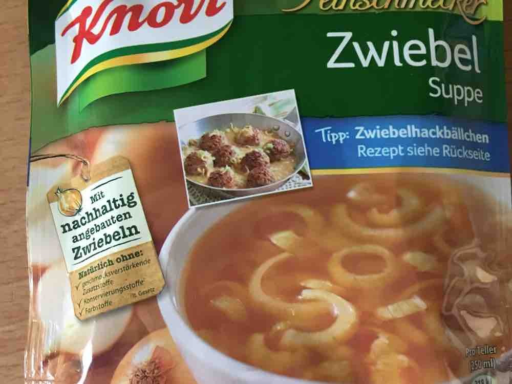 Feinschmecker Zwiebel Suppe von IrisV | Hochgeladen von: IrisV