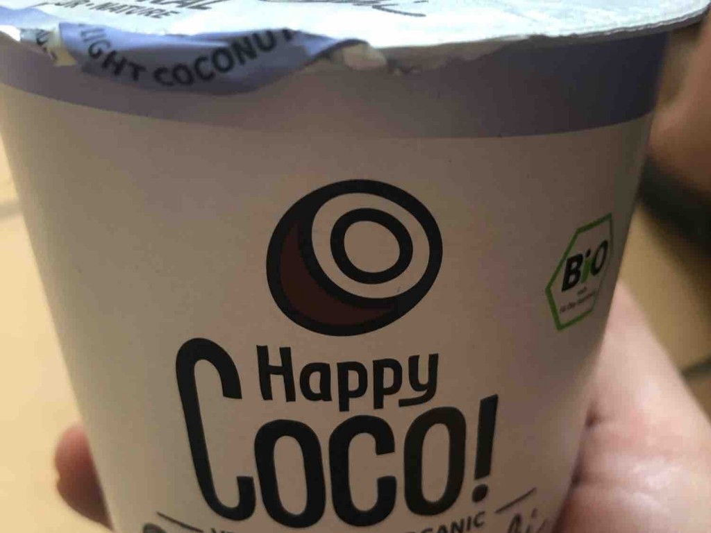 Happy Coco!, vegan - bio - organic coconut yoghi natural von little421986945 | Hochgeladen von: little421986945