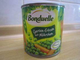 Bonduelle Garten-Erbsen mit Möhrchen | Hochgeladen von: wachkatze