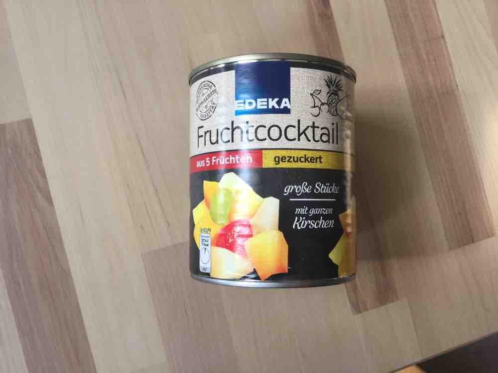 Fruchtcocktail , aus 5 Früchten gezuckert  von Berni58 | Hochgeladen von: Berni58
