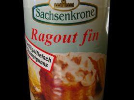 Ragout fin mit Geflügelfleisch und Champignons (Sachsenkrone | Hochgeladen von: martin2911
