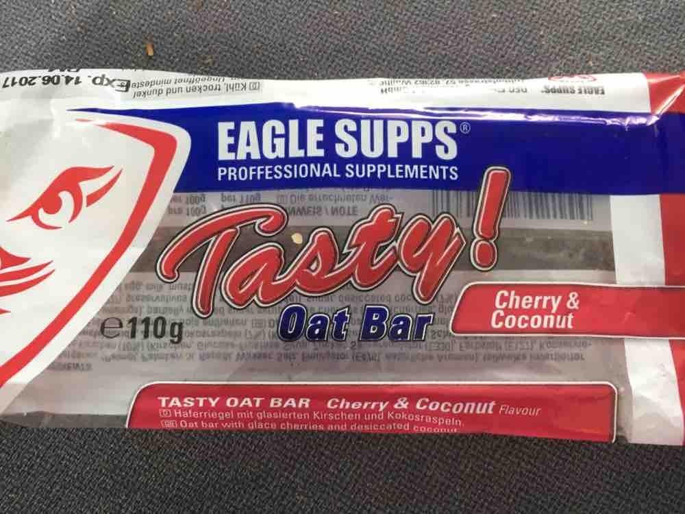 Tasty Oat Bar Cherry Coconut von Probbi   Hochgeladen von: Probbi