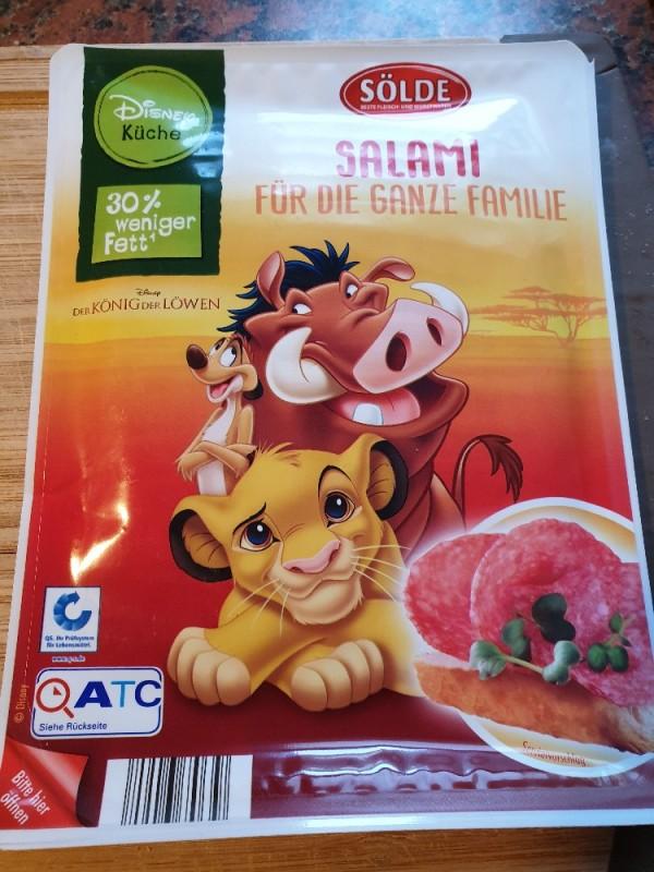 Salami , Mit 23% magerem Gefl?gelfleisch  von mollebaer2 | Hochgeladen von: mollebaer2