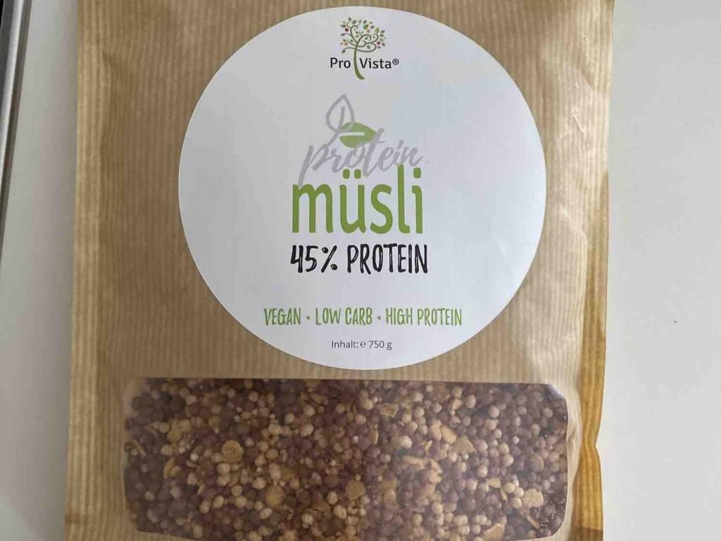 protein müsli, 45% protein von birgithanner | Hochgeladen von: birgithanner
