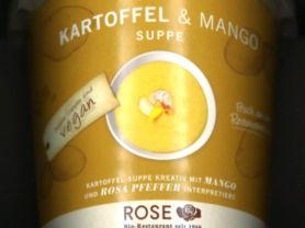 Kartoffel & Mango Suppe, Kartoffel und Mango   Hochgeladen von: panni64