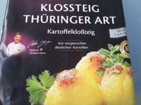 Premium Kloßteig Thüringer Art   Hochgeladen von: Sweety01