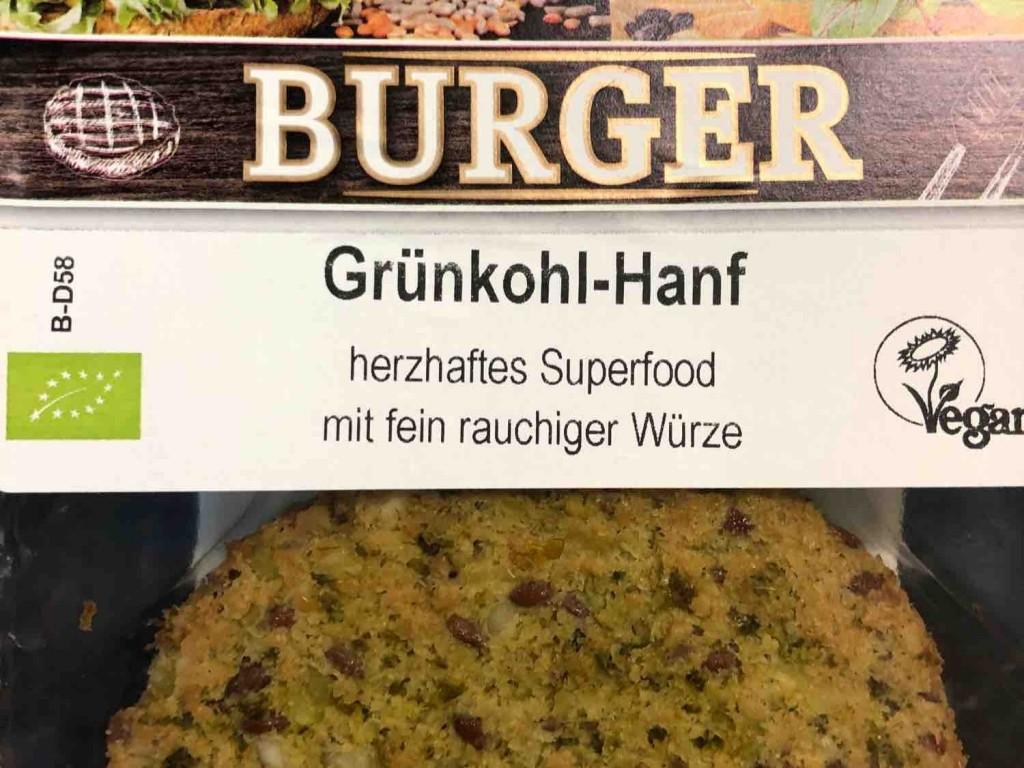Burger Grünkohl Hanf von mar7kus304 | Hochgeladen von: mar7kus304