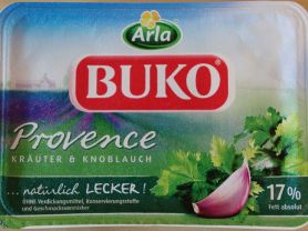 Buko Provence, Kräuter-Knoblauch | Hochgeladen von: Aine