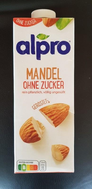 Mandelmilch / Geröstete Mandel, ungesüsst von Pascal205 | Hochgeladen von: Pascal205