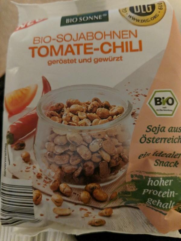 Bio-Sojabohnen Tomate-Chili von Scorpio1904 | Hochgeladen von: Scorpio1904