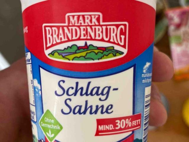 Mark Brandenburg Schlagsahne, 30% Fett von dertobsen87   Hochgeladen von: dertobsen87
