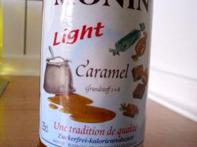 Monin light Sirup, Caramel | Hochgeladen von: diekleineolga