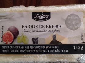 Brique de Brebis - cremiger Schafskäse (LIDL), aromatisch   Hochgeladen von: sheela1965