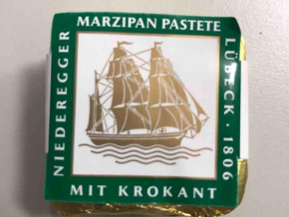 Niederegger Marzipan Pastete, Krokant von AntiO | Hochgeladen von: AntiO