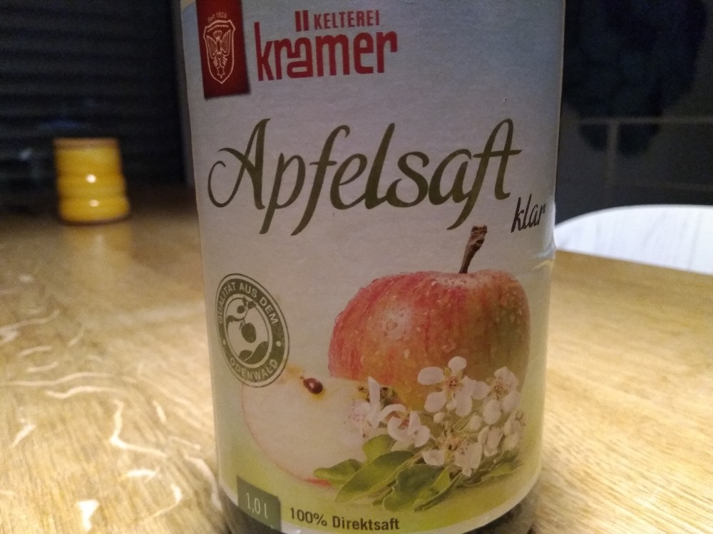 Apfelsaft klar von gathe | Hochgeladen von: gathe