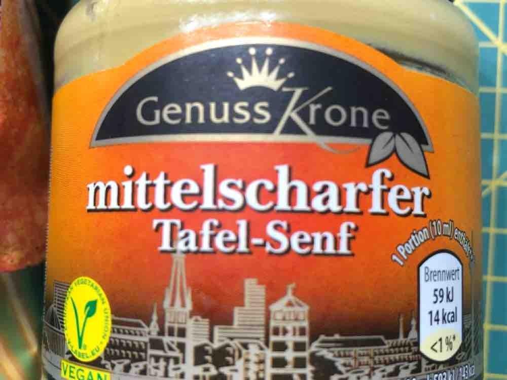 mittelscharfer Tafel-Senf von baerbelw   Hochgeladen von: baerbelw