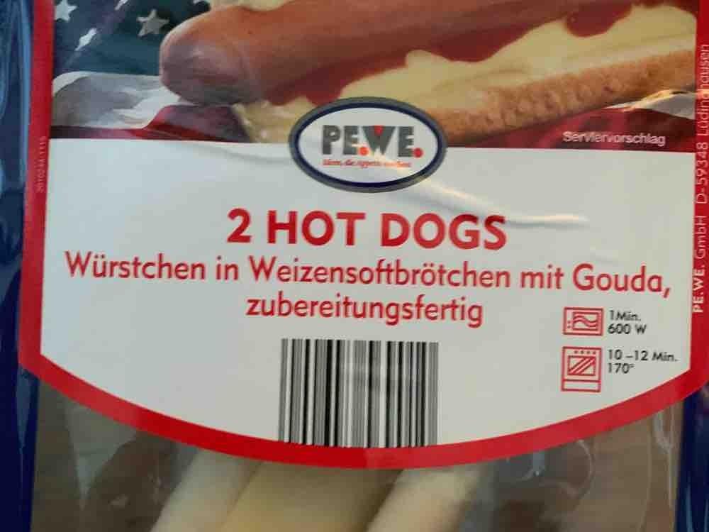 Hot Dogs - Knackiges Würstchen mit Schmelzkäse von MimiSch | Hochgeladen von: MimiSch