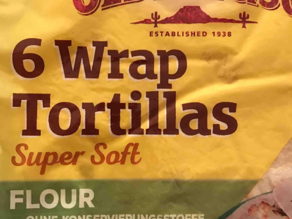 Old El Paso Soft Wrap Tortillas von sebone69838 | Hochgeladen von: sebone69838
