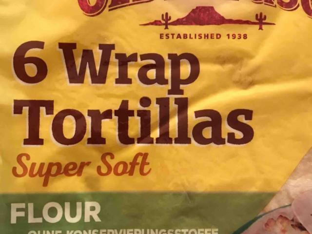 Old El Paso Soft Wrap Tortillas von sebone69838   Hochgeladen von: sebone69838