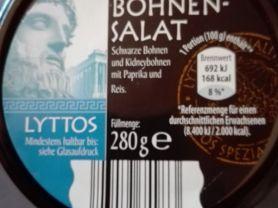 Gemischter Bohnensalat, Schwarze Bohnen, Kidneybohnen mit Pa | Hochgeladen von: bibiDi