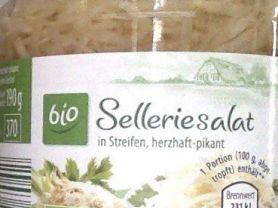 BIO - Selleriesalat in Streifen | Hochgeladen von: Moky